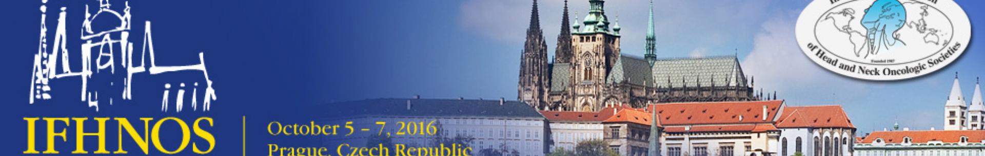 Registrace na IFHNOS World Tour 2016 vPraze