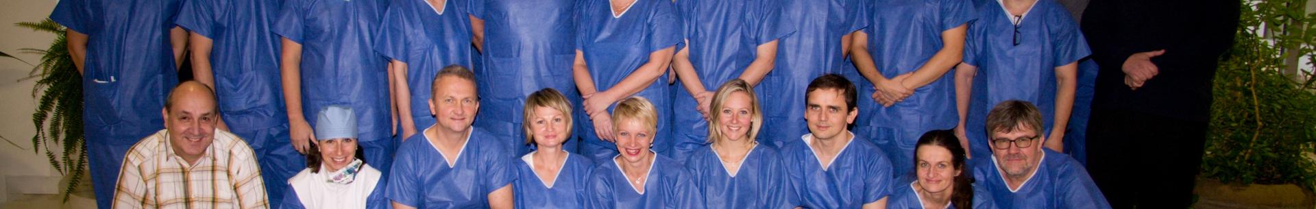 Preparační kurz ORL – Chirurgie ucha a spánkové kosti