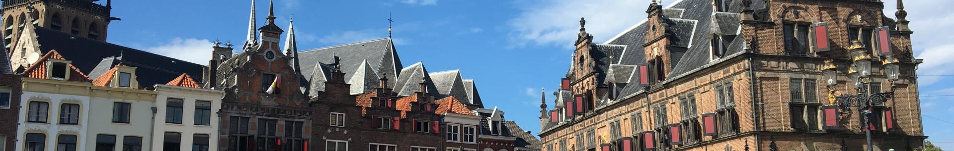 Zpráva zcesty – Nijmegen
