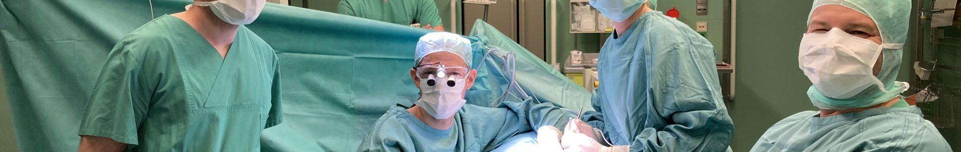 Zpráva zodborné stáže zKliniky ORL Univerzitní nemocnice Regensburg
