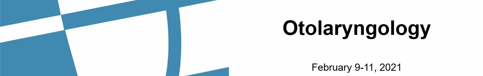 Zpráva zWeil Cornell ORL semináře 2021