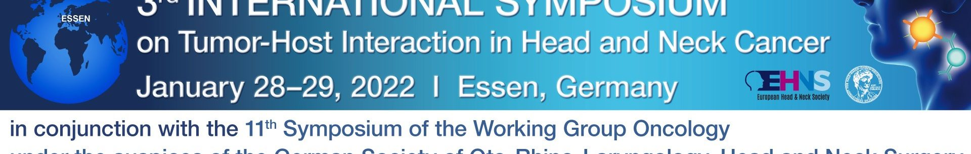 3rd International Symposium on Tumor-Host Interaction in Head and Neck Cancer