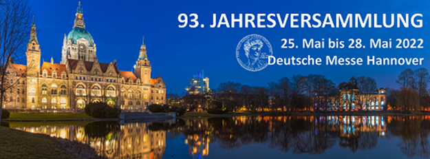 Nabídka německé ORL společnosti – cestovní granty pro aktivní účastníky německého národního ORL vroce 2022
